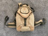 Photographer's backpack