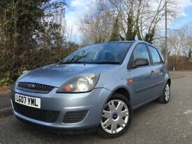 Ford Fiesta 1.4 +LOW MIlES+WARRANTY+CAMBELT CHANGED+