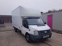 FORD TRANSIT 130 T350EF FWD 2007REG LUTON VAN FOR SALE