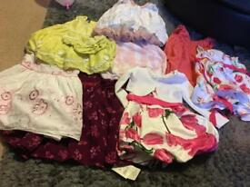 Baby clothes age 9-12 months