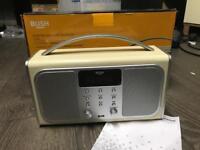 Bush DAB FM Radio with Bluetooth