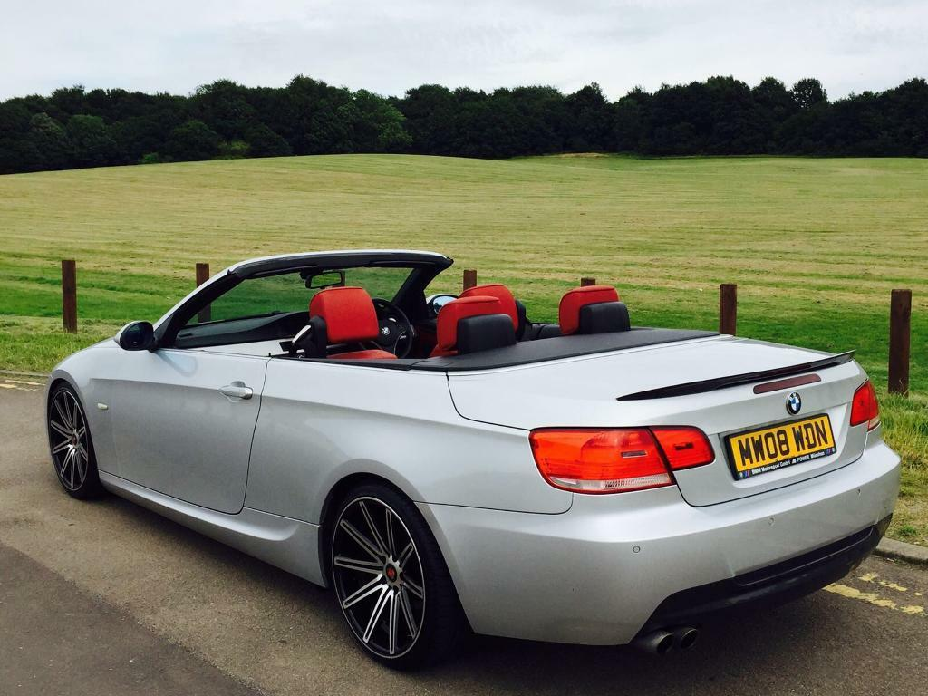 bmw 325i convertible e93 in barking london gumtree. Black Bedroom Furniture Sets. Home Design Ideas