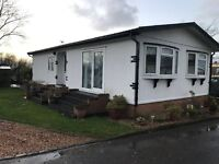 ***Stunning*** Langdale Homeseeker Plus Lodge Set on Plot with mature Gardens and River View