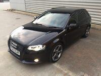 2012(62reg) AUDI A3 Black Edition 2.0 TDI 5dr**Start/Stop**1 Company Owned**FSH**HPI Clear**