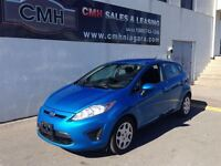 2012 Ford Fiesta SE MANUAL AC PW PL (CERTIFIED)