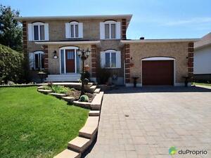 349 900$ - Maison 2 étages à vendre à Jonquière (Arvida)