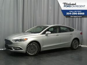 2017 Ford Fusion SE AWD *Leather/Nav/Moonroof*