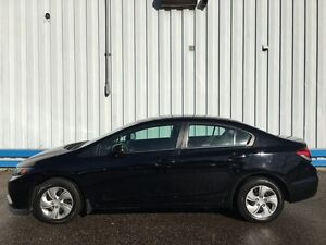 2013 Honda Civic LX *HEATED SEATS* Kitchener / Waterloo Kitchener Area image 2