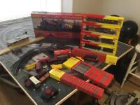Hornby train set bundle