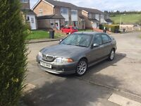 03MG zs1,8 atomix 12months low miles low tax services history£695