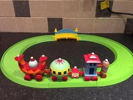 In the night garden - Ninky Nonk Train set
