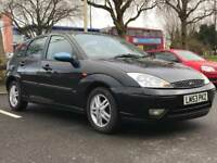 2003 FORD FOCUS ZETEC 1.6 * AUTO * 5 DOOR * 12 MONTHS MOT * ALLOYS * PX DELIVERY