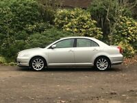 toyota avensis t spirit.2.0 automatic.only 54000 miles full service history