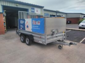 10ft/5ft6 twin axel trailer