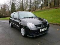 2007 renault clio 1.2 8v low insurance low miles