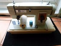 Sewing Machine , electric, by Winfield