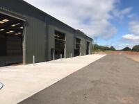 Industrial unit to let.. New Development. ONLY 2 LEFT TO LET..