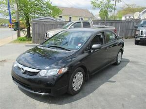 2009 Honda Civic DX, Automatic. New MVI
