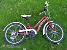 Apollo Ivory 20 inch Girls Bike