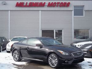 2012 Infiniti G37X S AWD COUPE / SPORT PKG/ B.CAM / SUNROOF / LE