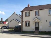SOUTH MOLTON 3 bed Semi detached House- Raleigh Mead