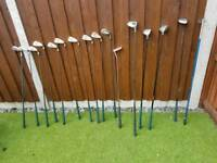 Golf Clubs full set Graphite Shats