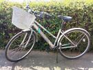Ladies commuter bicycle