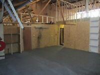 Workshop Share Available Only £120/Month | 24Hr Access | Rolling Contract
