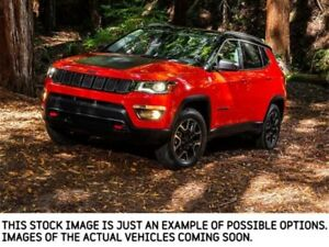 2018 Jeep Compass NEW CAR Trailhawk 4x4 Nav,Security,Adv.Safety,