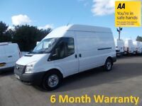 Ford Transit 350 FWD 2.2 TDCi 125 LWB H/Roof*** DIRECT FROM LEASE Co***