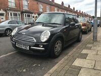 Mini Cooper 1.4 diesel sale or swap