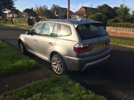 BMW X3 lovely inside and out