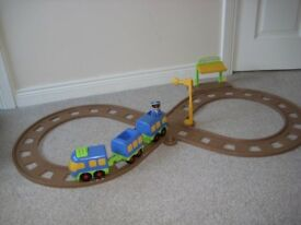 Happyland train