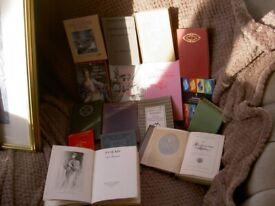 JOB LOT SIXTEEN POETRY BOOKS