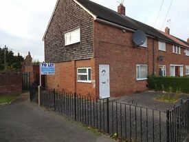 large 3 bedroom house stocksbridge ave huge garden for rent to let Hu9 area hull