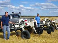 Variable Rate Fertilizer and Seed Mapping Services - EC and RTK
