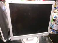 """Philips 170S6 17"""" LCD TFT PC Monitor"""