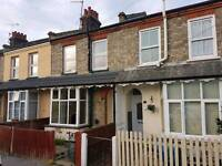 3 BEDROOM HOUSE IN CLACTON ON SEA WITTH 2 RECEPTIONS, 2 TOILETS AND OWN GARDEN