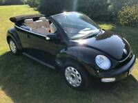 VW Beetle Convertible 2005 **LOW MILEAGE**