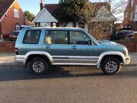 Isuzu trooper 3.0d lwb 2002