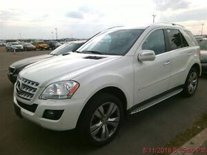 2009 Mercedes-Benz M-Class Navagation,Leather,Sunroof,ReverseCam