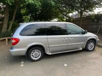 Chrysler Grand voyager 3.3 petrol auto limited edition