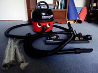 Henry Micro Hoover - Brand New Accessories