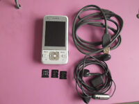 Sony Ericsson C903 with 10gb storage & accessories. Open to All Networks