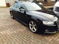 Audi A5 S Line Special Edition *FSH* Excellent condition and low miles