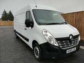 Renault Master 2,3DCi, great condition. 9.899+VAT