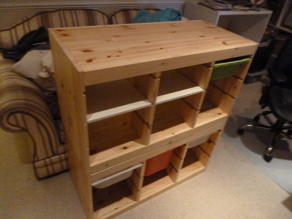 Ikea Trofast toy storage x 2. Make me an offer. | in Gloucester ...