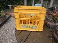 Italian wine crate