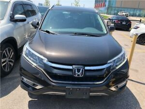 2015 Honda CR-V EX-L AWD - LOCAL TRADE-IN, BACKUP CAM