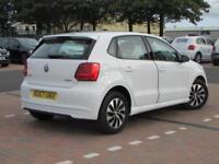 Volkswagen Polo BLUEMOTION TSI (white) 2017-09-29